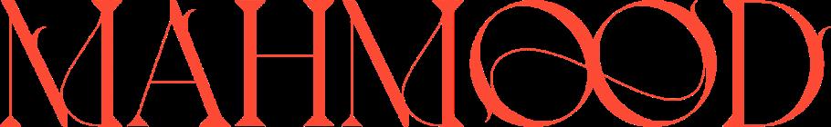 Mahmood Logo